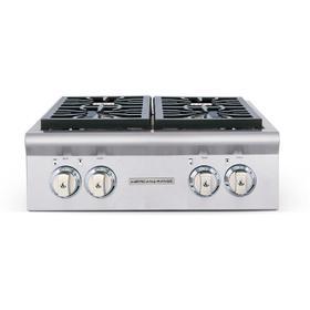 "Cuisine Sealed-burner Rangetops 24"" Natural Gas"
