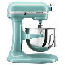See Details - Professional HD™ Series 5 Quart Bowl-Lift Stand Mixer - Aqua Sky