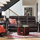 Tripoli Power Wall Reclining Sofa w/ Headrest & Lumbar Product Image