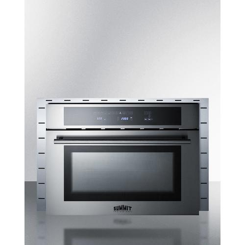 "24"" Wide Electric Speed Oven"