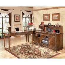 See Details - Hamlyn - Medium Brown 4 Piece Home Office Set
