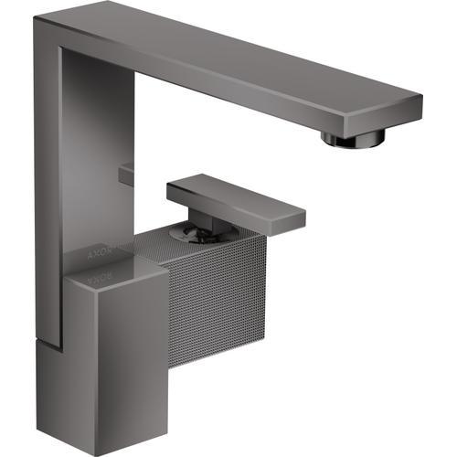 AXOR - Polished Black Chrome Single-Hole Faucet 190 - Diamond Cut, 1.2 GPM