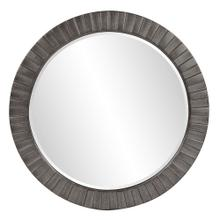 View Product - Serenity Mirror - Glossy Charcoal
