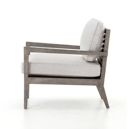 Laurent Outdoor Chair-weathered Grey