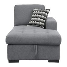 See Details - Right Side Chaise with Hidden Storage
