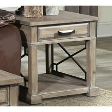 SUNDANCE - SANDSTONE End Table