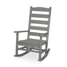 View Product - Shaker Porch Rocking Chair in Slate Grey