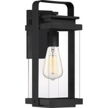 View Product - Exhibit Outdoor Lantern in Earth Black