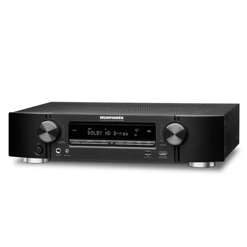 Slim 5.2Ch 4K Ultra HD AV Receiver with HEOS Built-in