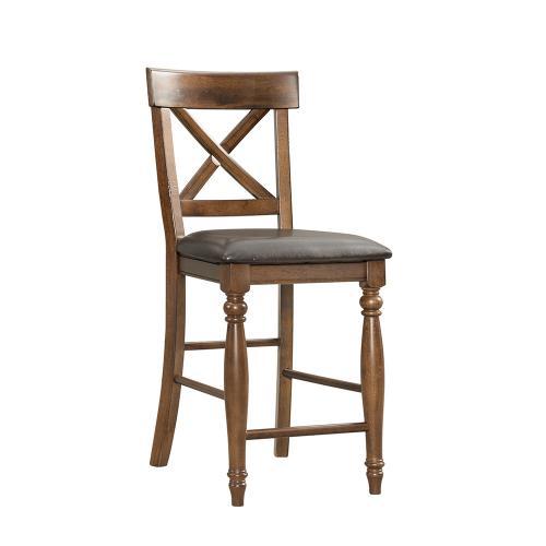 Intercon Furniture - Kingston X-Back Stool