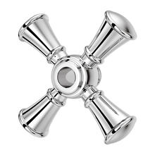 Polished Chrome Single Diverter Trim Handle
