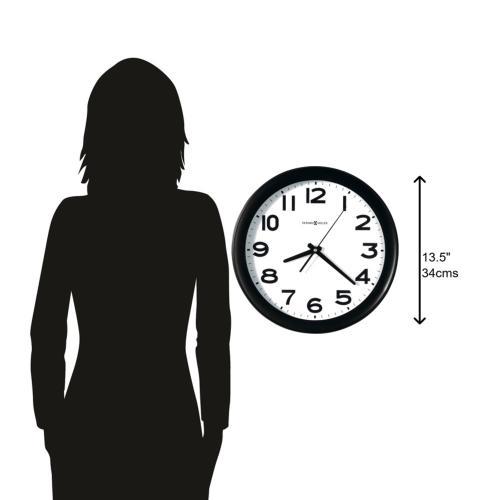 Howard Miller - Howard Miller Kenwick Round Wall Clock 625485