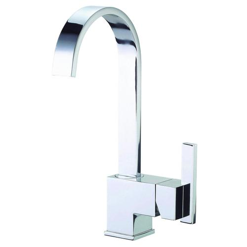 Chrome Sirius® Single Handle Bar Faucet