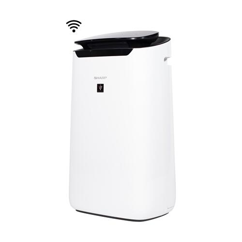 Sharp - Sharp IoT Plasmacluster Ion Air Purifier & True HEPA for Large Rooms (502 sq.ft.)