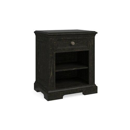 Bassett Furniture - Woodridge Open Nightstand