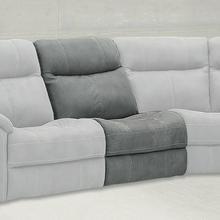 See Details - MASON - CARBON Armless Chair