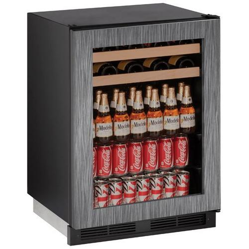 "24"" Beverage Center With Integrated Frame Finish (115 V/60 Hz Volts /60 Hz Hz)"