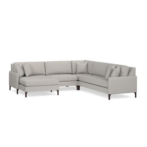 Serafina U-Shaped Sectional