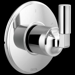 Chrome 3-Setting 2-Port Diverter Trim Product Image