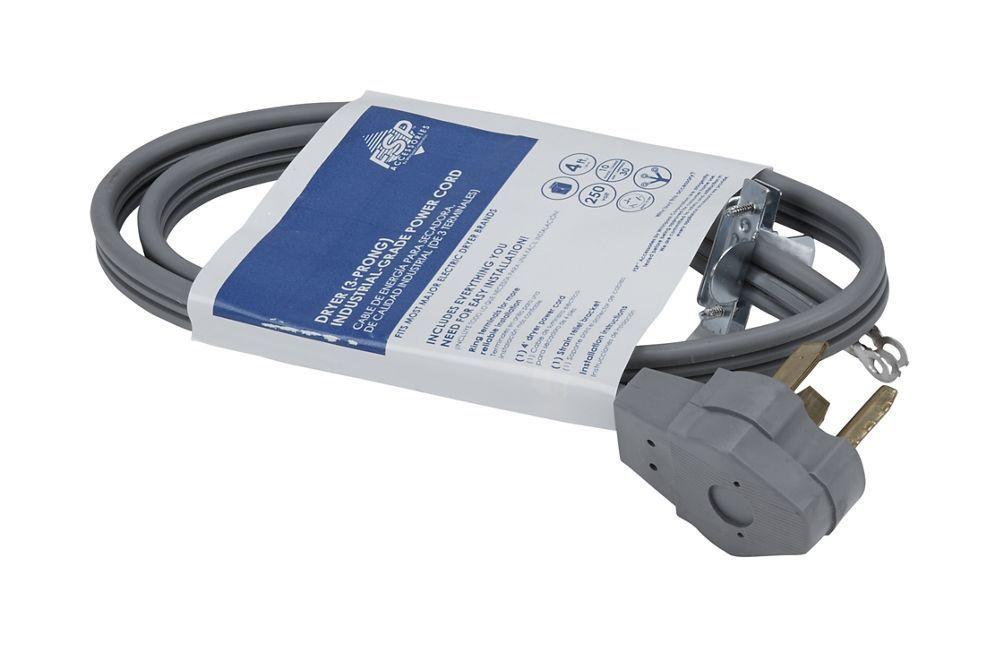 WhirlpoolElectric Dryer Power Cord