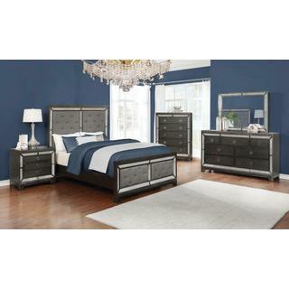 Morro Bay 4-piece Queen Bedroom Set