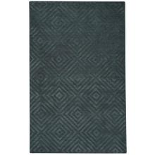 Gallery-Parquetry Charcoal Hand Loomed Area Rugs