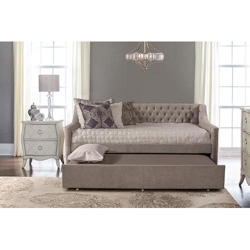 Product Image - Jaylen Complete Twin-size Daybed With Trundle, Silver