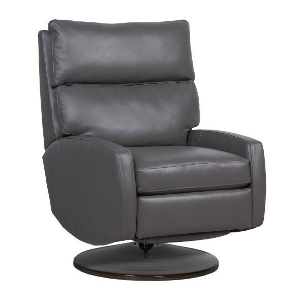 Reclination Aspire Power Swivel Recliner W/cymbal Base
