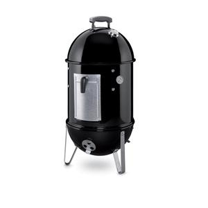 WeberSMOKEY MOUNTAIN COOKER™ SMOKER - 14 INCH BLACK