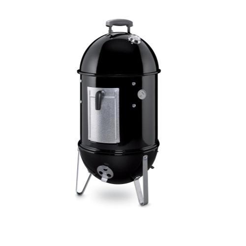 Weber - SMOKEY MOUNTAIN COOKER™ SMOKER - 14 INCH BLACK