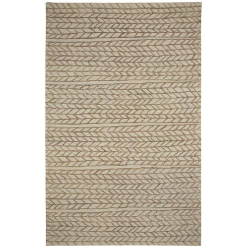Ancient Arrow Stone Bronze Hand Tufted Rugs