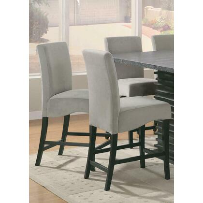See Details - Stanton Contemporary Black Counter-height Table