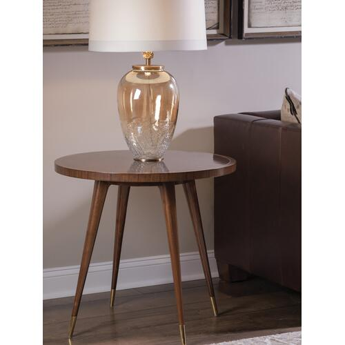 Marlowe Round End Table
