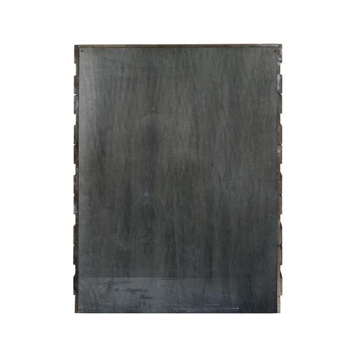 Stackhaus 5 Drawer Chest in Dark Brown