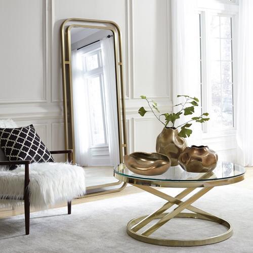 Howard Elliott - Matte Bronze Abstract Ceramic Vase, Large