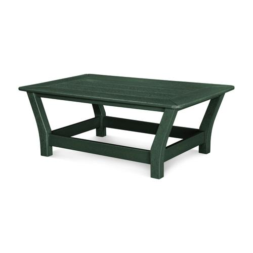 Green Harbour Slat Coffee Table
