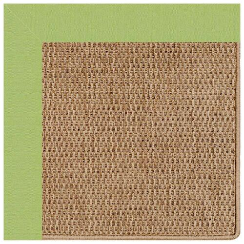 "Capel Rugs - Islamorada-Basketweave Canvas Parrot - Rectangle - 24"" x 36"""