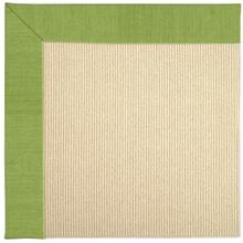 "Creative Concepts-Beach Sisal Canvas Lawn - Rectangle - 24"" x 36"""