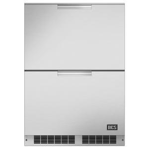 "Dcs24"" Outdoor Refrigerator Drawers"