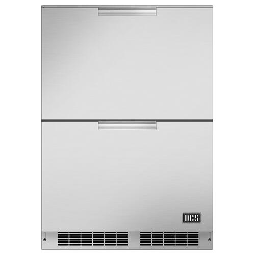 "DCS - 24"" Outdoor Refrigerator Drawers"