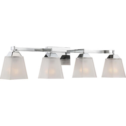 Quoizel - Loft Bath Light in Polished Chrome