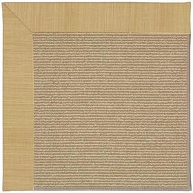 "Creative Concepts-Sisal Dupione Bamboo - Rectangle - 24"" x 36"""