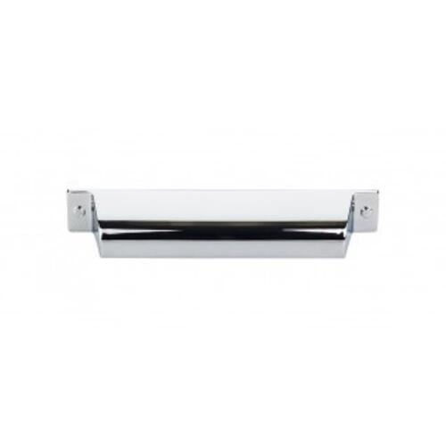 Channing Cup Pull 5 Inch (c-c) - Polished Chrome