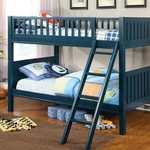 Azure Twin/Twin Bunk Bed