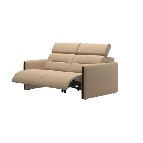 Stressless By Ekornes - Stressless® Emily 2 seater with 2 motors arm wood