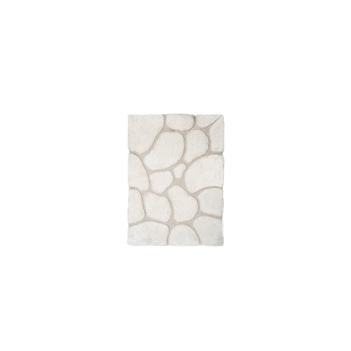 Frederiction 5' X 7' Ivory Area Rug