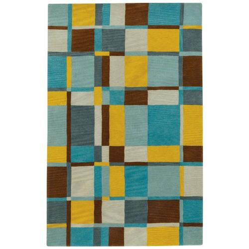 Tempo Groovy Gold - Rectangle - 5' x 8'
