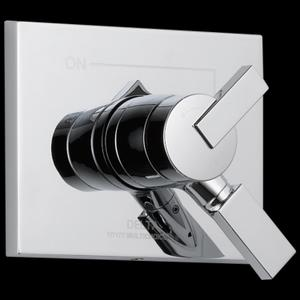 Chrome Monitor ® 17 Series Valve Only Trim Product Image