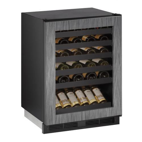 "1224wc 24"" Wine Refrigerator With Integrated Frame Finish (115 V/60 Hz Volts /60 Hz Hz)"