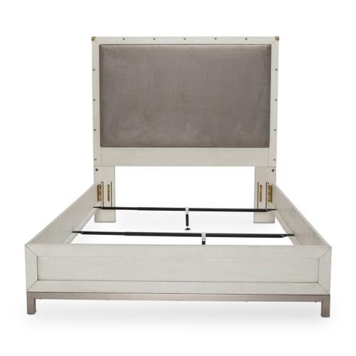 Cal King Panel Bed (3 Pc)
